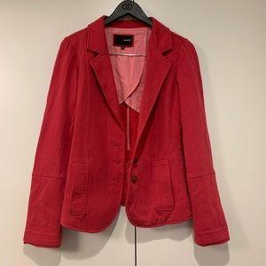 🤩brand new🤩Hurley red blazer